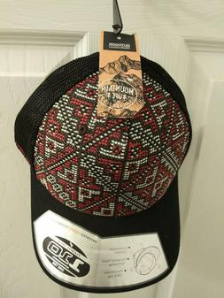 mountain life collection men s trucker hat