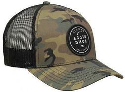 Billabong Native HI Trucker Hat - Camo - New