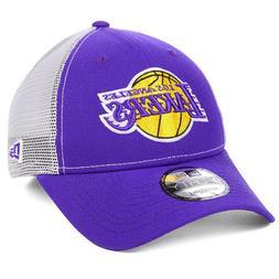 NEW ERA NBA Los Angeles Lakers 9FORTY Trucker Mesh Back L.A.