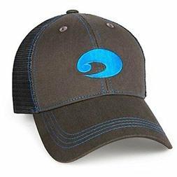 Costa Del Mar Costa Neon Trucker Hat Navy HA55NB