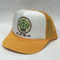NERD Neptunes Trucker Hat! Vintage Style Snapback Cap! N*E*R