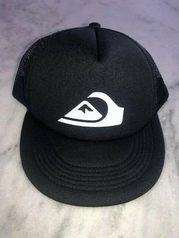 New Billabong All Day Mens Trucker Mesh Black Snapback Cap H