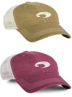 New COSTA DEL MAR baseball cap, trucker hat, Fishing hat, co