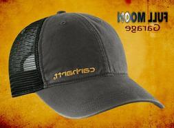 New Carhartt Brandt Rugged Mens Snapback Trucker Hat Cap