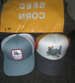 new catchin deers trucker snapback hat lot