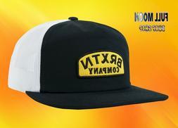 New Brixton Dulla Mens Trucker Snapback Hat Cap