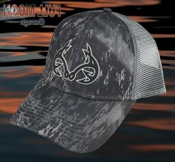 New Realtree Fishing Camo Mens Real Tree Trucker Cap Hat