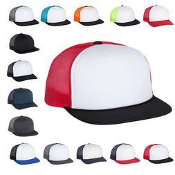 New! Richardson Foamie Trucker Ball Cap Meshback Hat Snapbac
