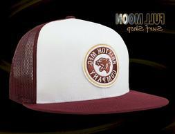New Brixton Forte Mp Mesh Mens Trucker Snapback Cap Hat