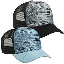 New Oakley Golf Mesh Sublimated Trucker Hat Cap 911700