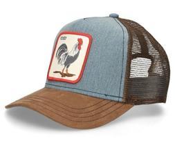 "New Goorin Bros. Original Animal Farm Trucker Big Strut ""C"