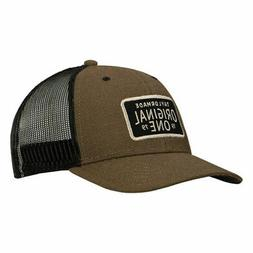 NEW TaylorMade Lifestyle Original One Trucker Coffee/Black A