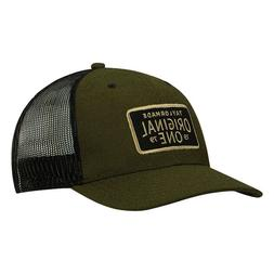 NEW TaylorMade Lifestyle Original One Trucker Olive/Black Ad