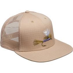 NEW Simms Purple Haze Trucker Hat Snapback Fly Fishing Cap