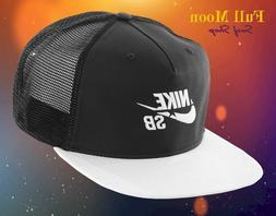 New NIKE SB Star Mens Skateboard Snapback Trucker Cap Hat