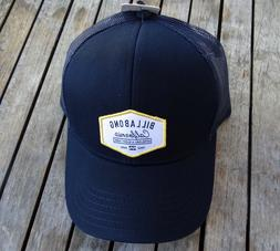 NEW BILLABONG SURF TEAM DESTIN NAVY MENS SPORT TRUCKER SNAPB