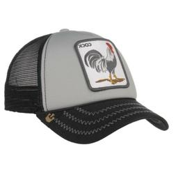 """NEW With Tags Goorin Bros. CHECKIN TRAPS """"Cock"""" Mesh Tru"""