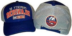 CCM New York Islanders Trucker Cap Mesh Adjustable Snapback