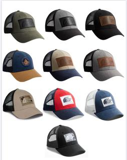 North Face Men's Mudder Trucker Snapback Hat Cap One Size