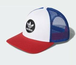 d9c660efcb6 Editorial Pick NWT Adidas Originals Circle Red White Blue Mens Snapback Tru