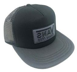 Vans Off The Wall Men's 66 Trucker Hat Cap - Black
