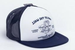 Vans Off The Wall Men's Stay Forever Trucker Hat Cap - Dress