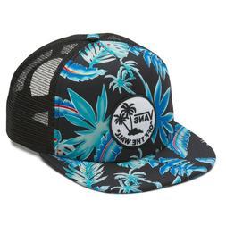 VANS Off The Wall Surf Patch Men's Trucker Hat Cap Snapback