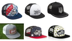 VANS OFF THE WALL TRUCKER HAT SKATE CAP ADJUSTABLE SNAPBACK