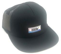 Vans Off The Wall Women's IRI Drop V Trucker Hat Cap - Black