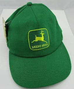 Official Licensed John Deere Deer Green Baseball cap hat Vin