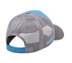 Costa Del Mar Offset Logo XL Fit Trucker Hat, Blue