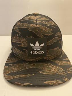 Adidas originals camouflage trucker cap