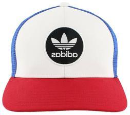 Adidas Originals Men's Trefoil Circle Snapback Adjustable Tr