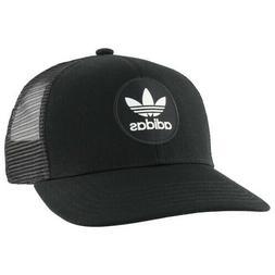 Adidas Originals Mens Trefoil Circle Snapback Adjustable Tru
