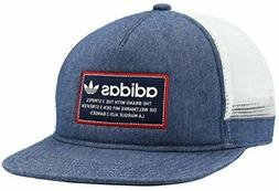 adidas ORIGINALS Patch Trucker Adjustable Strapback Baseball