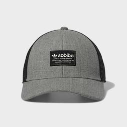 ADIDAS Originals Patch Trucker hat cap Thrasher Trefoil Snap