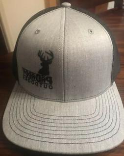 PaDaddy Outdoors Richardson 112 Snap Back Trucker Hat