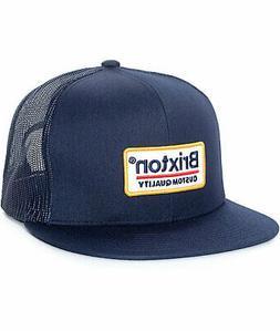BRIXTON PALMER  SNAPBACK TRUCKER HAT/CAP 100% AUTHENTIC NEW