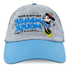 Disney Parks The One and Only Minnie Mouse Baseball Cap Wome