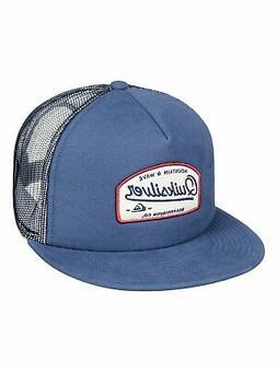 sale retailer 2b8a6 63681 Quiksilver™ Past Checker Trucker Hat AQYHA04159