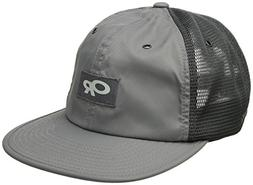 performance trucker trail pewter 1size