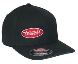 Peterbilt hat cap fitted flexfit curved bill Trucker Truck R
