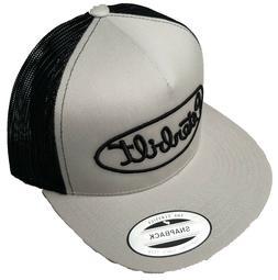 Yupoong Peterbilt Logo Snapback Hat , Trucker Cap, Custom Ha