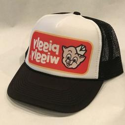 piggly wiggly trucker hat pig hog bacon