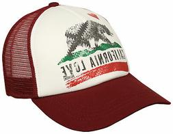 Billabong Pitstop Women's Trucker Hat - Mystic Maroon - New