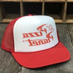 Pizza Planet Trucker Hat Vintage Style Cosplay Snapback Deli