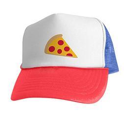 CafePress - Pizza - Trucker Hat, Classic Baseball Hat, Uniqu