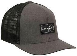 RVCA Platform Trucker II Hat - Charcoal Heather - New