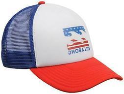 Billabong Podium Trucker Hat - Red / White - New