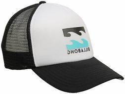 Billabong Podium Trucker Hat - White / Blue - New